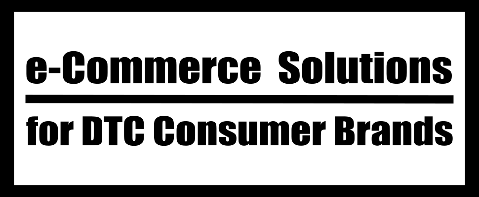 KCS Marketing provides e-commerce solutions to mange and optimize online sales for Direct to Consumer Brands
